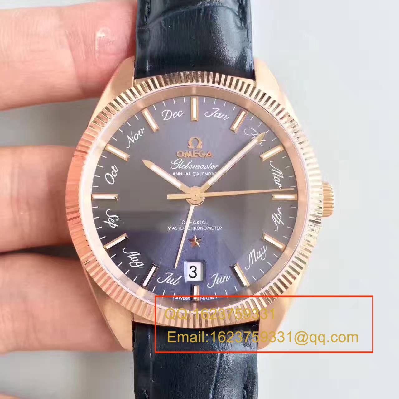 【OF厂一比一超A高仿手表】欧米茄星座系列130.53.41.22.03.001尊霸年历腕表 / MBA294