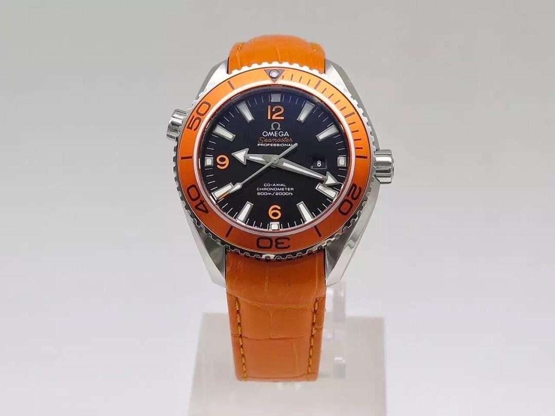 【HBBV6厂顶级复刻手表】欧米茄海马系列2909.50.38女士腕表 / M241