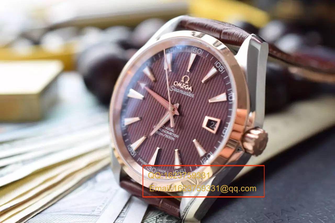 【KW厂一比一精仿手表】欧米茄海马系列231.23.42.21.06.001腕表