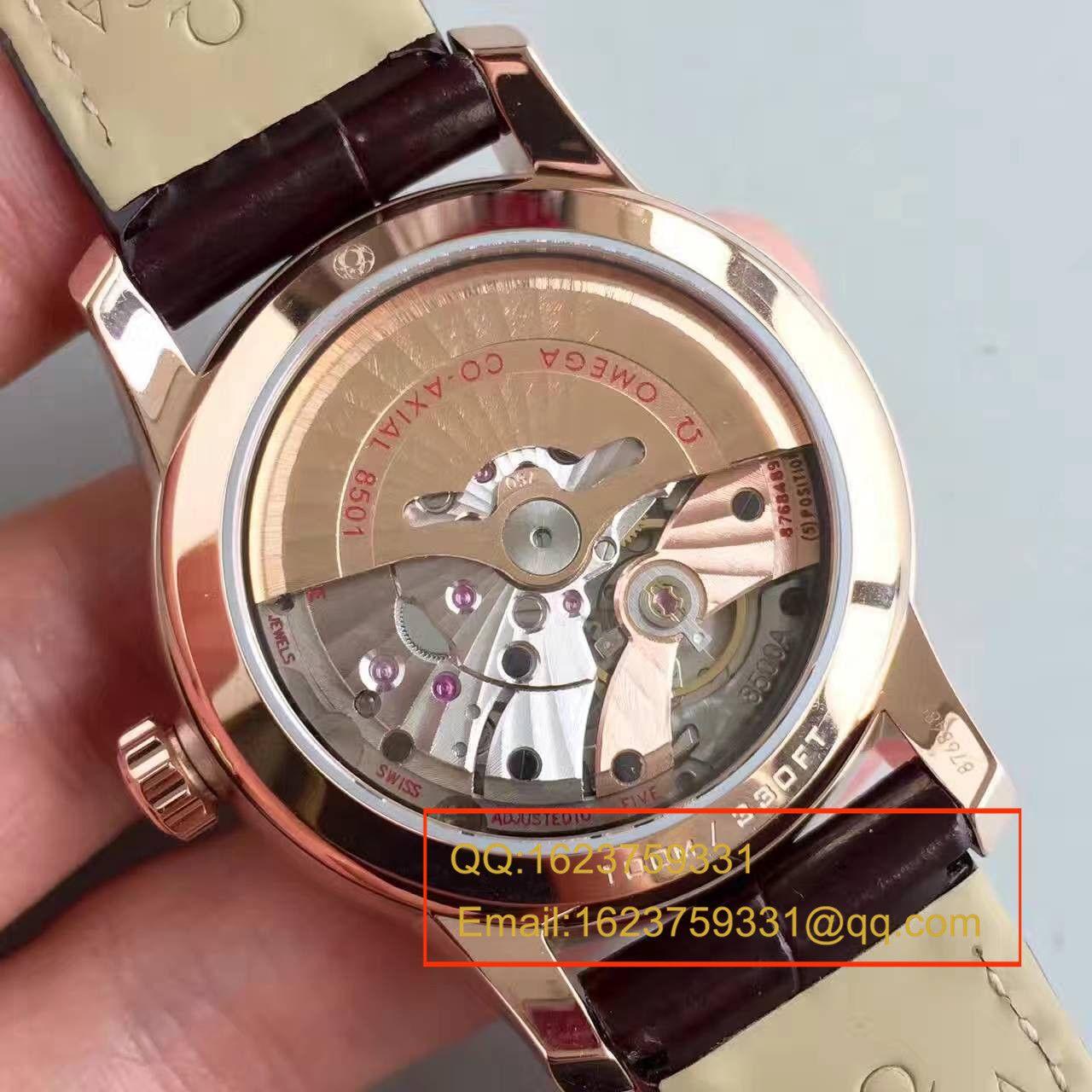 【SSS厂顶级复刻手表】欧米茄碟飞系列431.53.41.21.13.001腕表 / M273