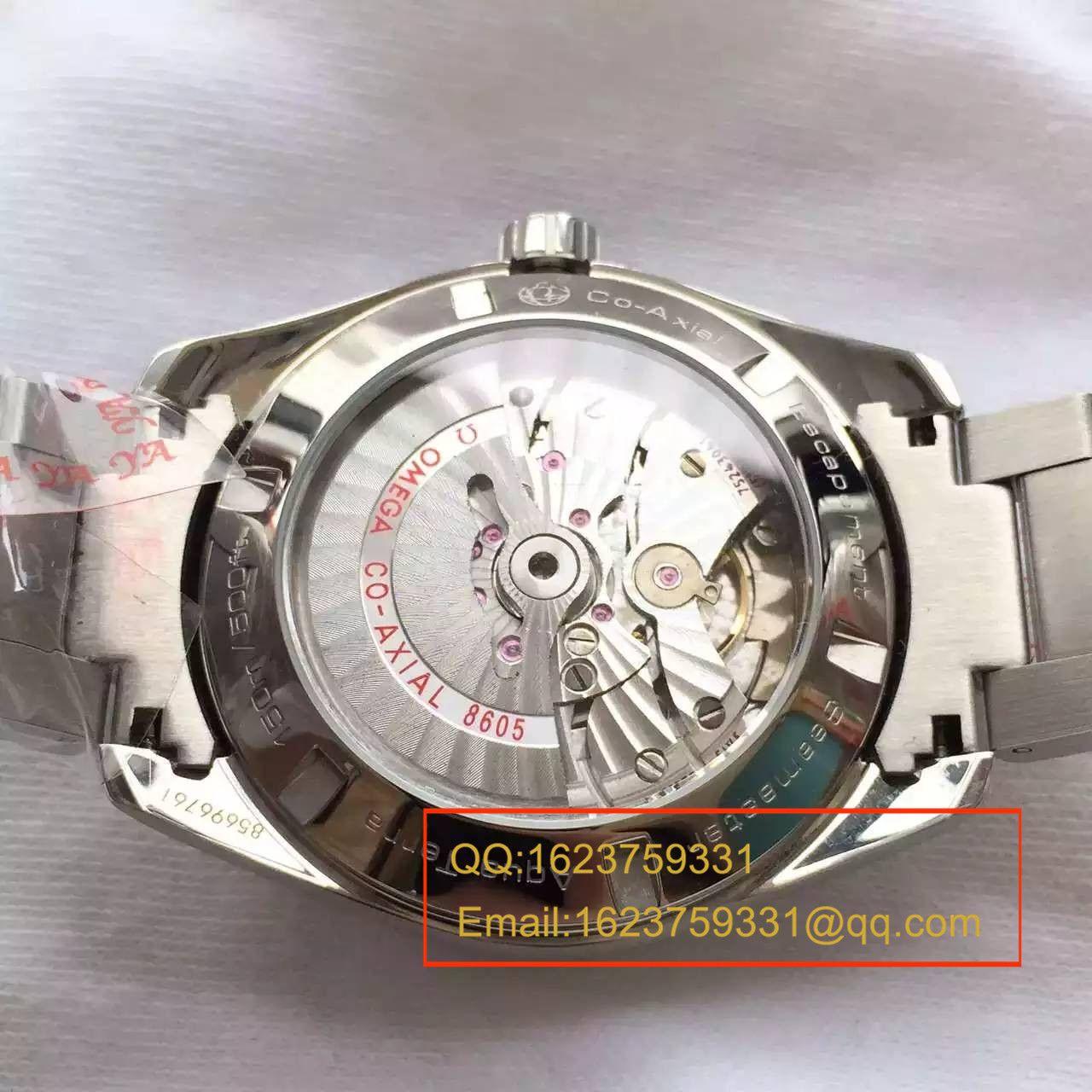 【KW厂一比一精仿手表】欧米茄海马系列231.10.43.22.01.001机械手表