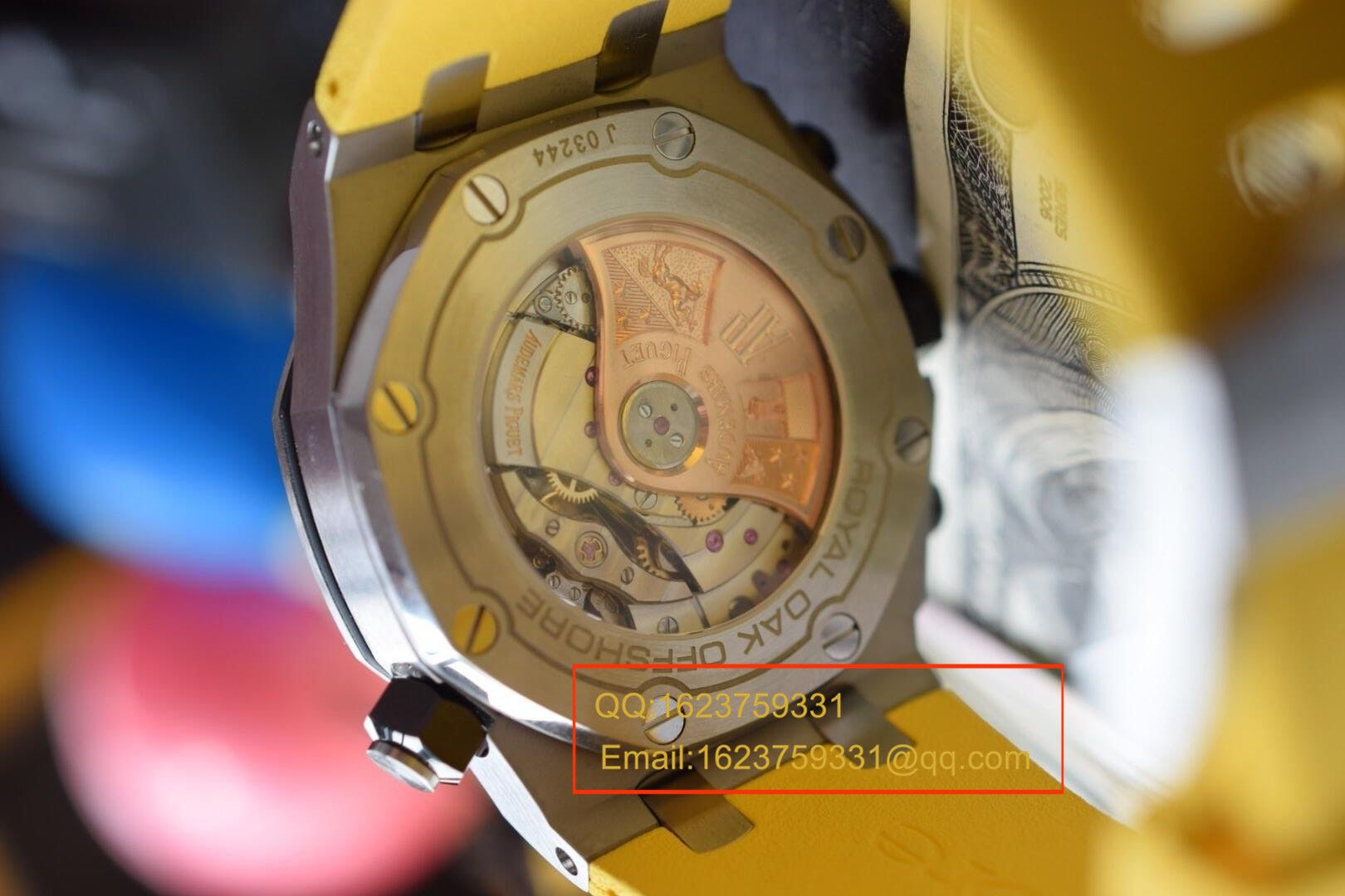 【视频解析】JF厂1:1精仿手表之爱彼皇家橡树离岸型系列26703ST.OO.A051CA.01机械男表 / AP025B