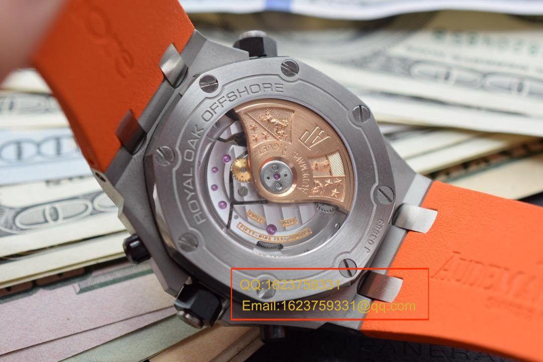 【JF厂1:1精仿手表】爱彼皇家橡树离岸型系列26703ST.OO.A070CA.01腕表