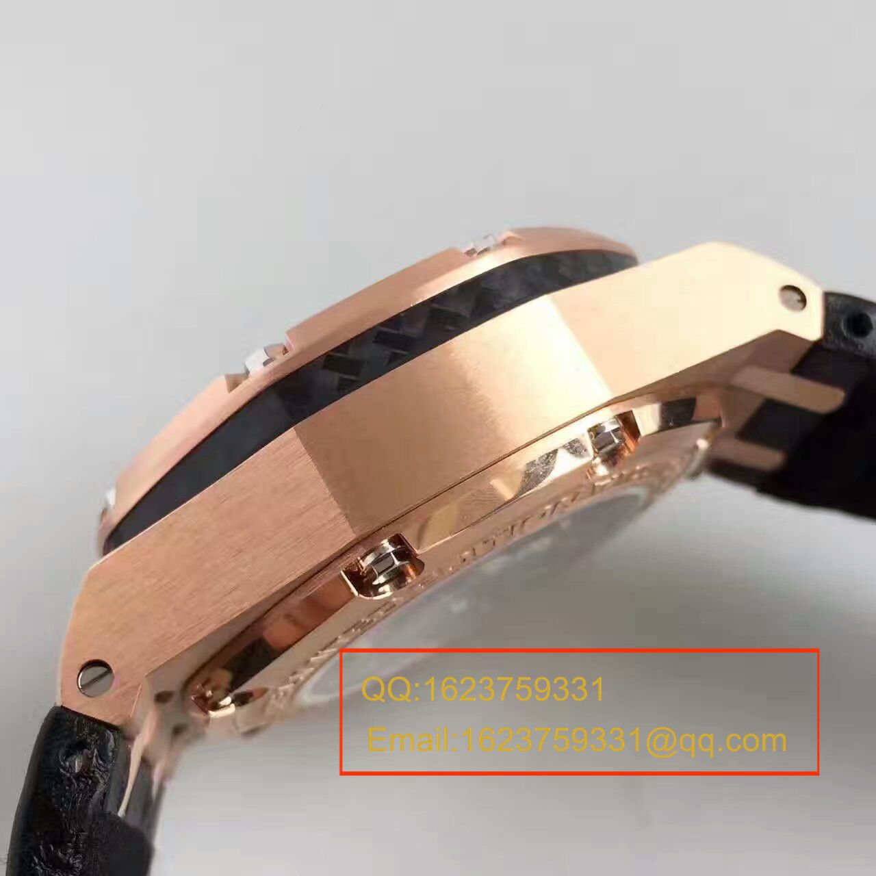 【JF厂超A复刻表】爱彼千禧系列蒙托亚26030RO.OO.D001IN.01腕表
