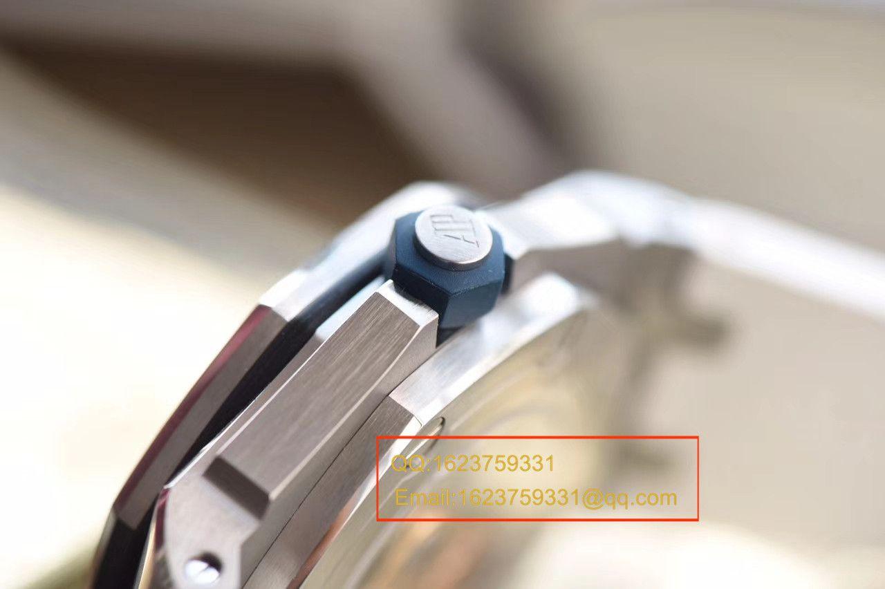 【JF厂一比一超A高仿手表】爱彼皇家橡树离岸型系列15710ST.OO.A010CA.01腕表 / AP113