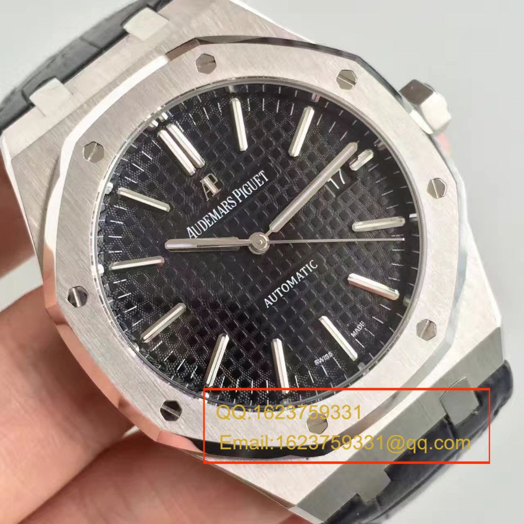 【JF厂顶级复刻手表】爱彼皇家橡树系列15400ST.OO.1220ST.01腕表 / AP112