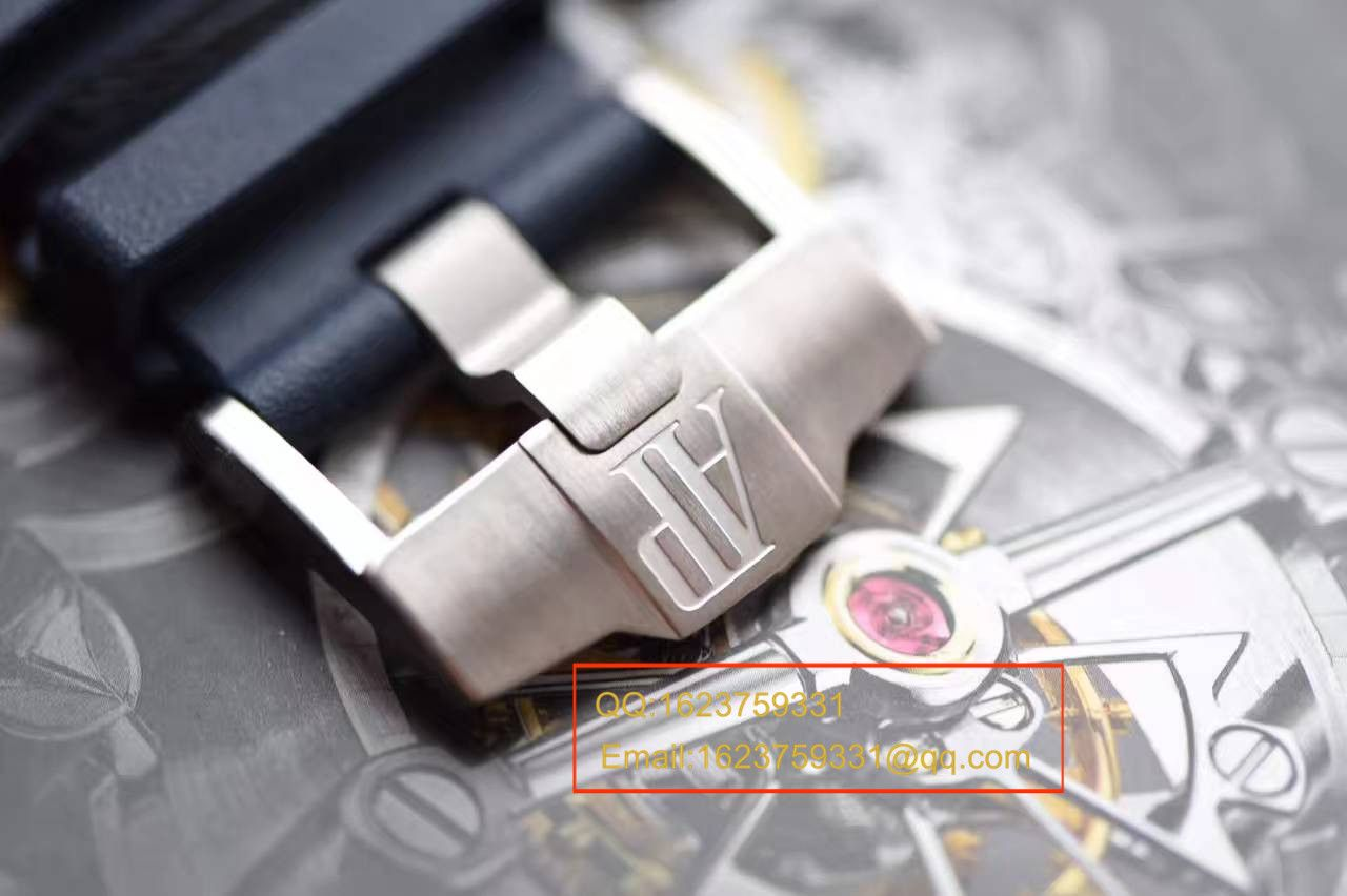 【JF厂一比一超A精仿手表】爱彼皇家橡树离岸型系列15710ST.OO.A027CA.01腕表 / AP123