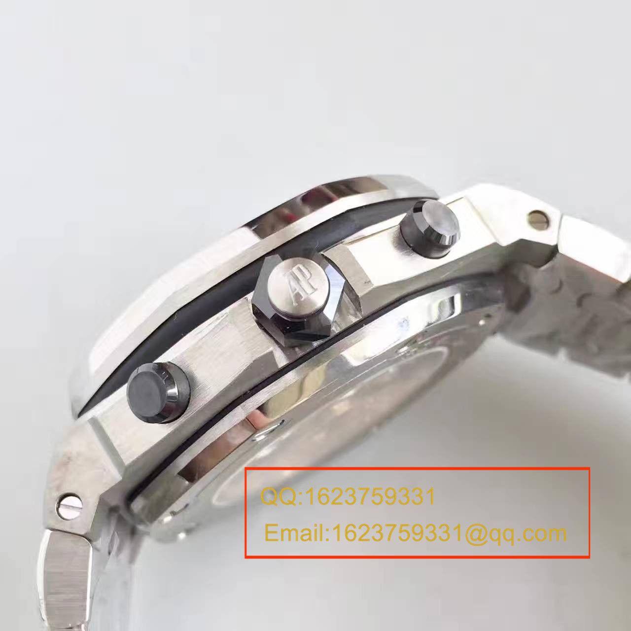 【JF厂一比一精仿】爱彼AP 皇家橡树离岸型系列26170TI.OO.1000TI.04腕表
