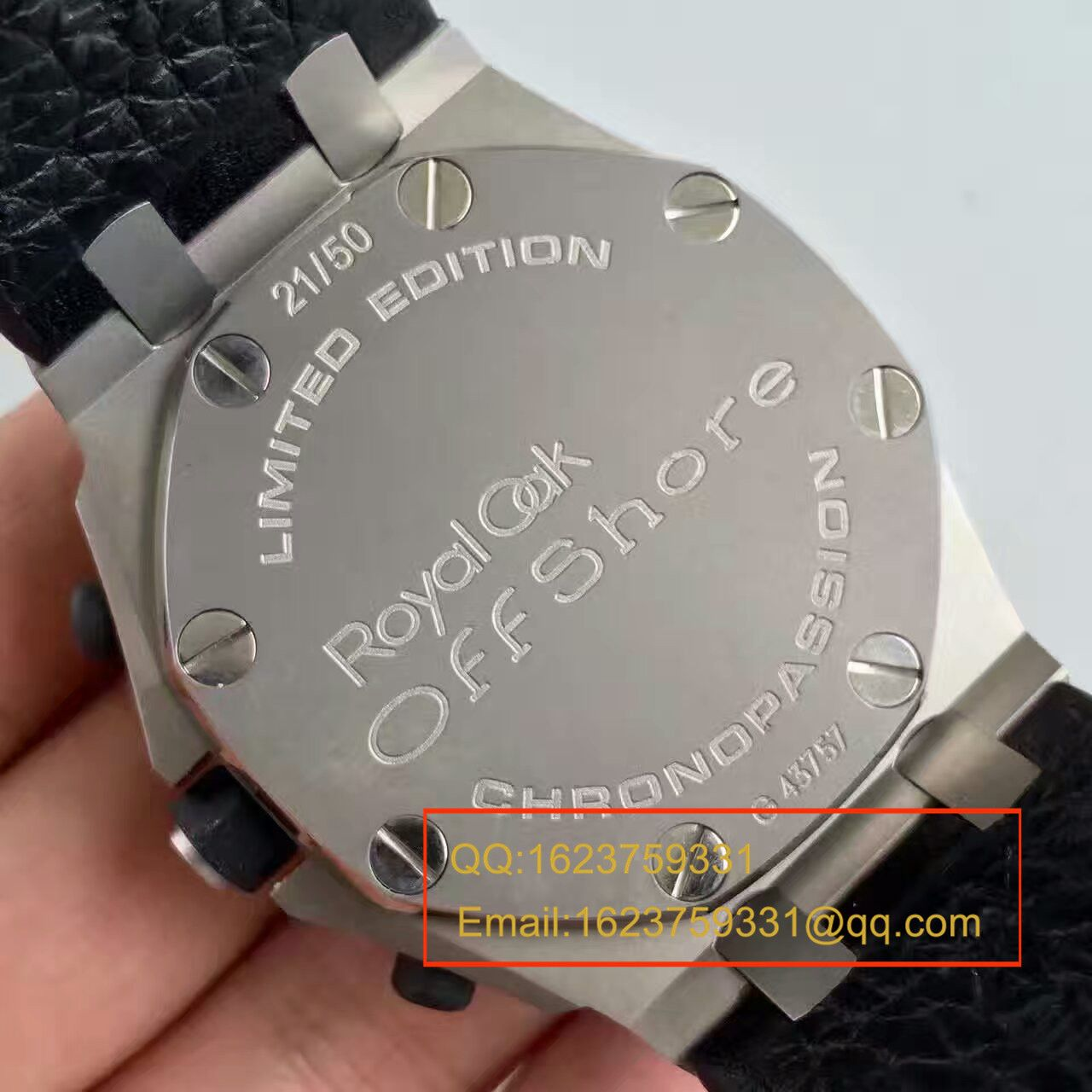 【JF厂精仿】爱彼皇家橡树离岸型系列26020ST.OO.D101CR.01腕表