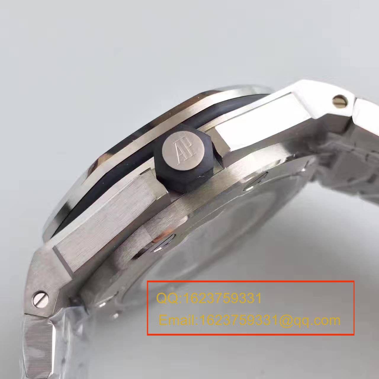 【JF厂1:1复刻手表】爱彼皇家橡树离岸型系列15710ST.OO.A002CA.02腕表《钢带款》 / AP057B