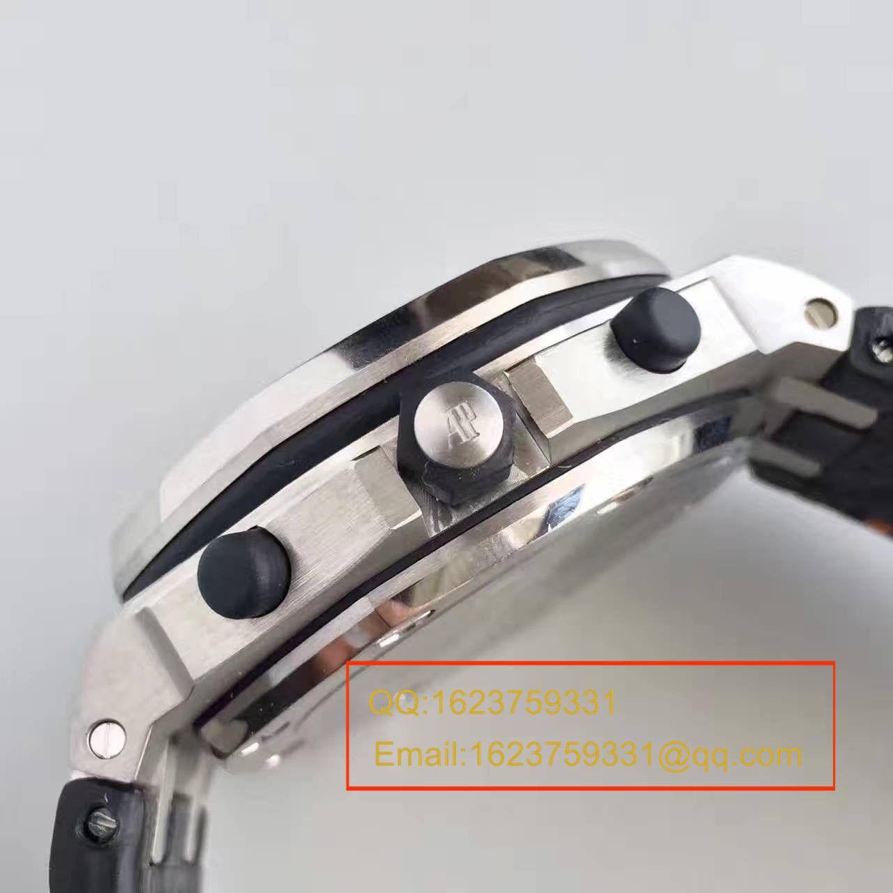 【JF厂1:1精仿手表】爱彼皇家橡树离岸型系列《熊猫》26170ST.OO.D101CR.02腕表