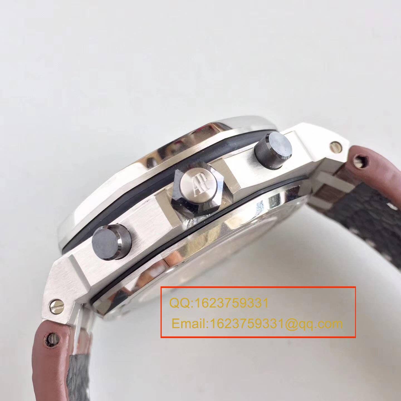 【JF厂一比一手表】爱彼皇家橡树离岸型系列26470ST.OO.A801CR.01腕表 / AP036