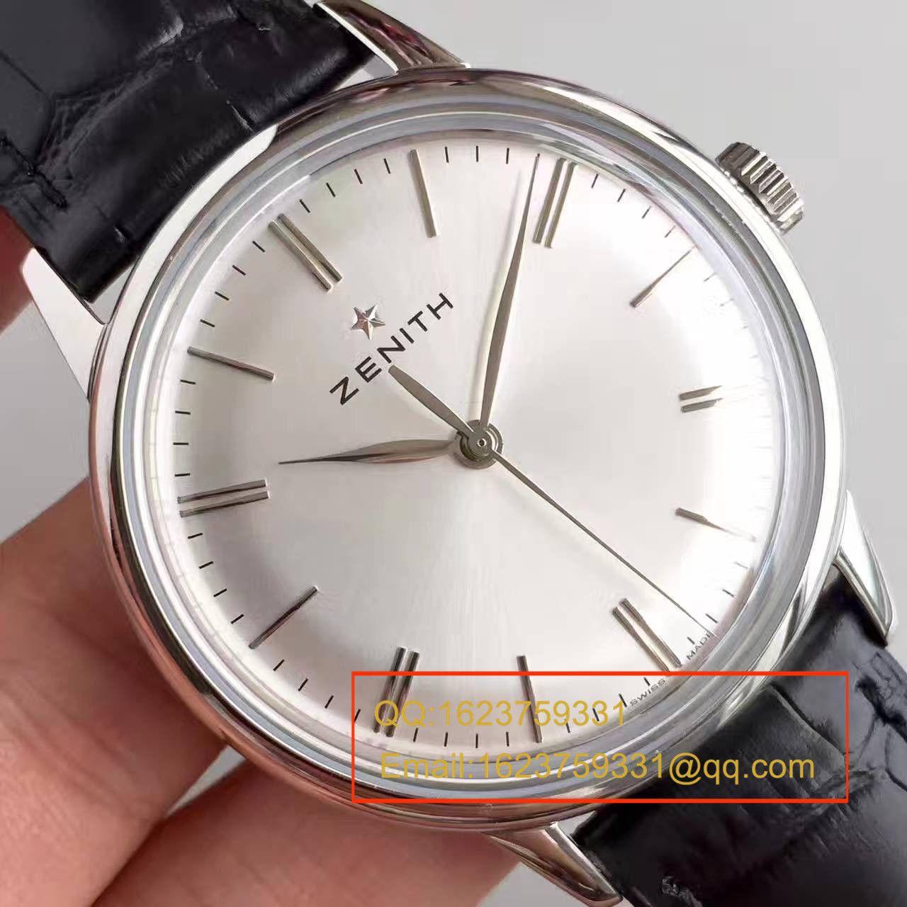 【ND厂1:1复刻手表】真力时ELITE系列03.2270.6150/01.C493腕表 / ZSL027