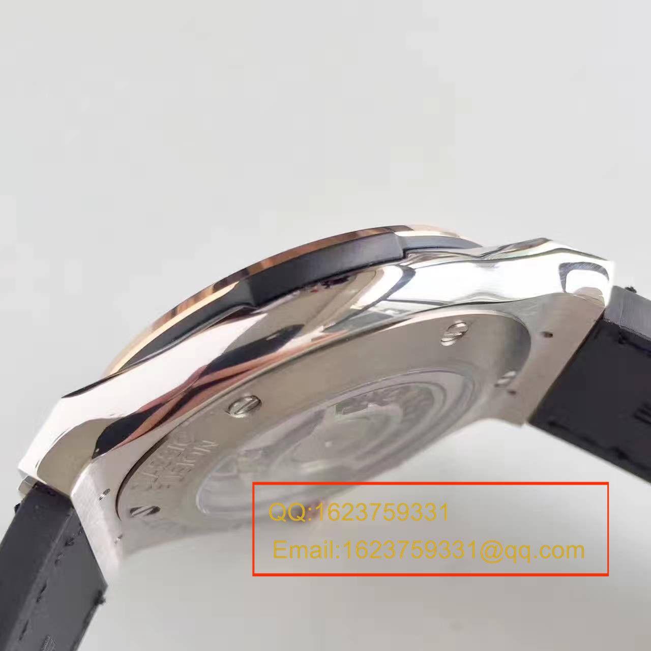 【JJ厂一比一超A高仿手表】宇舶经典融合系列511.OX.2610.LR腕表