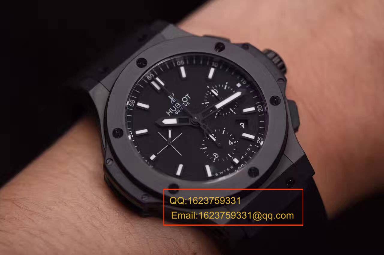 【HBBV6厂一比一顶级复刻手表】宇舶BIG BANG系列ALLBLACK全陶瓷限定版