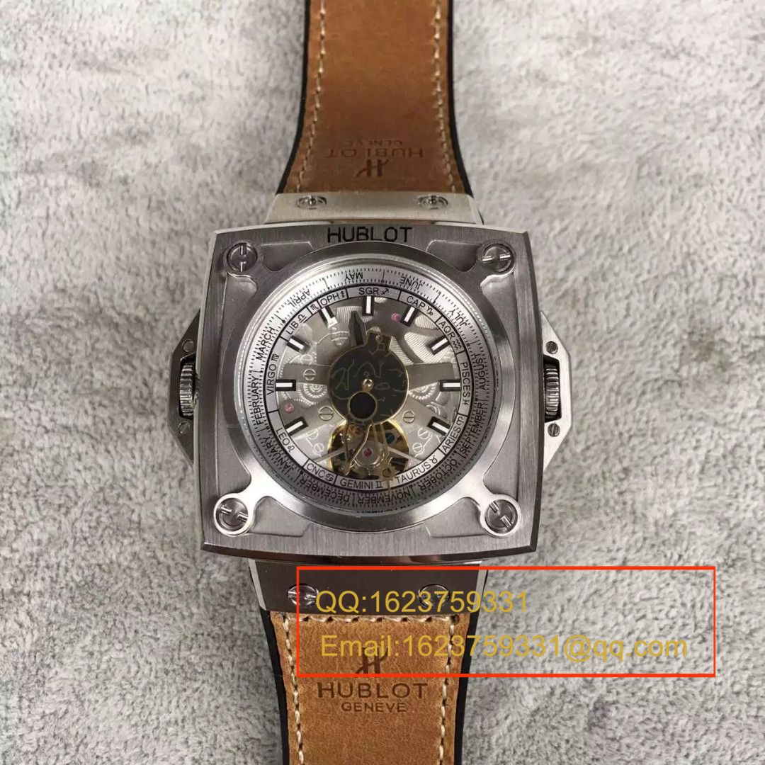 【V6厂超A高仿手表】宇舶HUBLOT-MP系列《MP-08》908.NX.1010.GR腕表 / YB025
