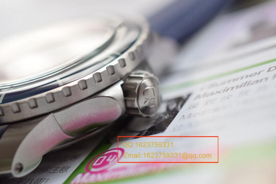 【N厂出品】 宝珀blancpain 五十噚超薄机芯系列 5015D-1140-52B 自动机械男表 / BP006