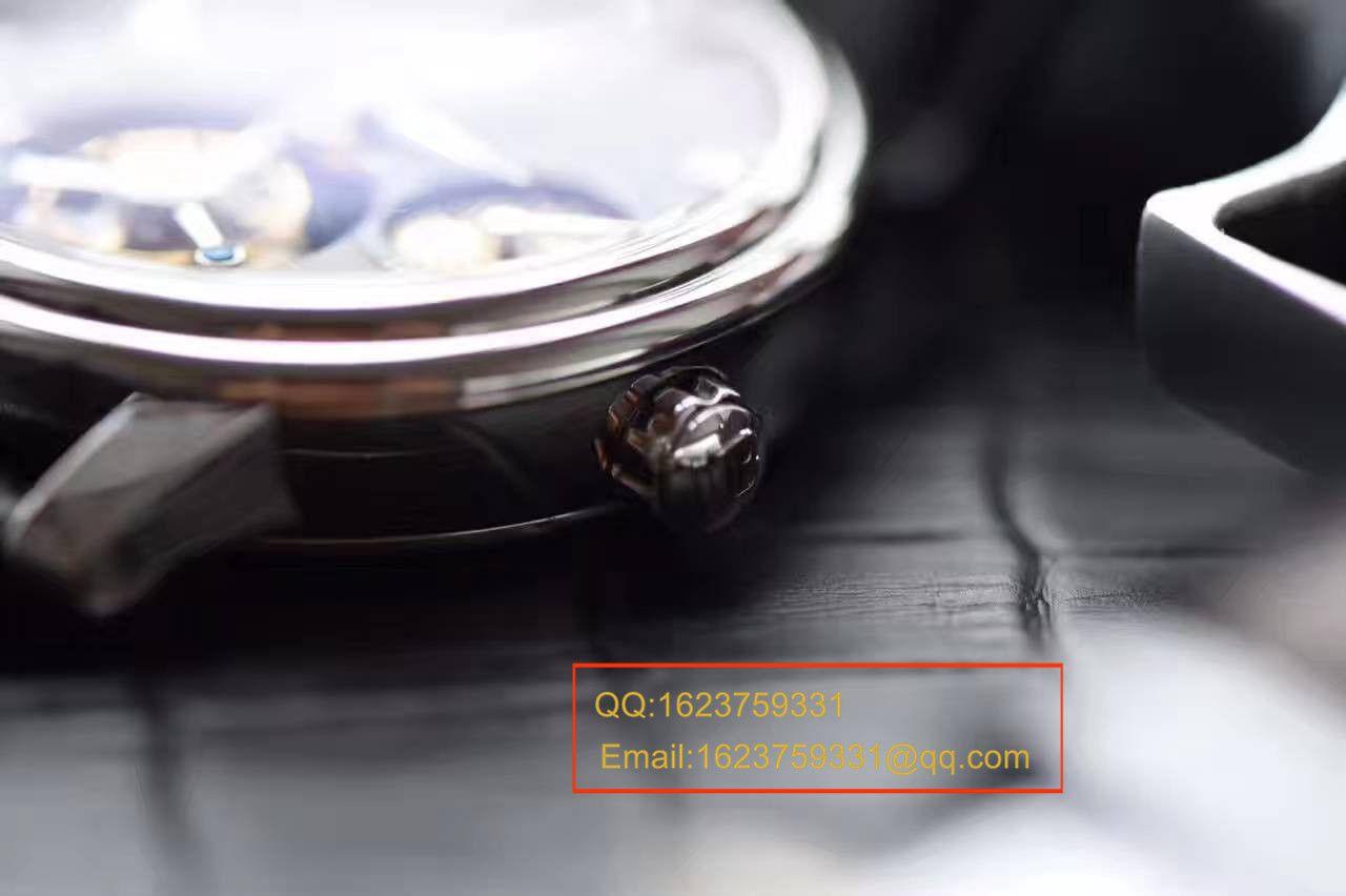 【BM厂一比一复刻手表】宝珀经典系列真陀飞轮机械腕表 / BPCF025