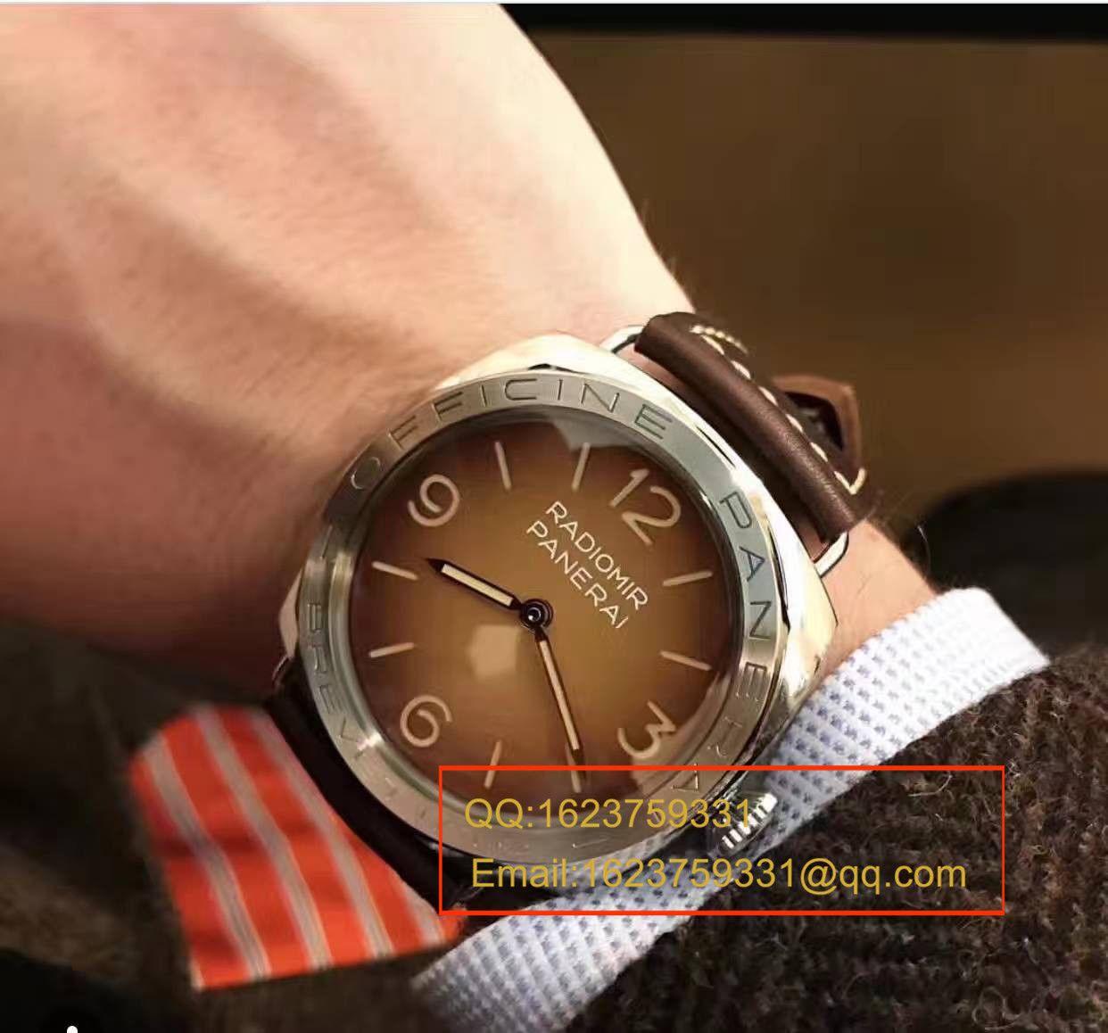 【视频评测SF一比一超A精仿手表】复古神器沛纳海PAM00687手表 / PAM00687