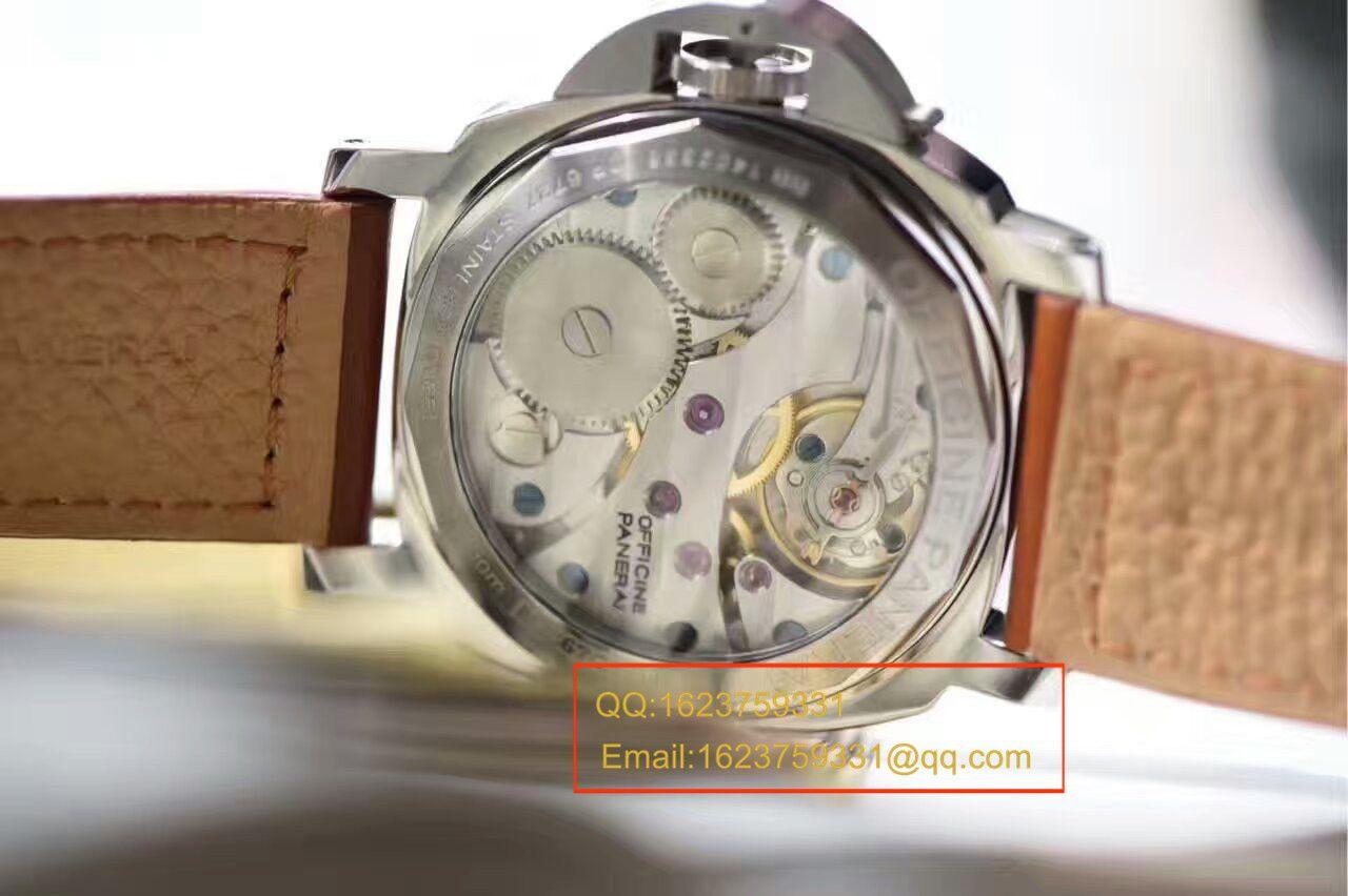 【N厂终极版本】沛纳海LUMINOR系列PAM 00111腕表  / PA008