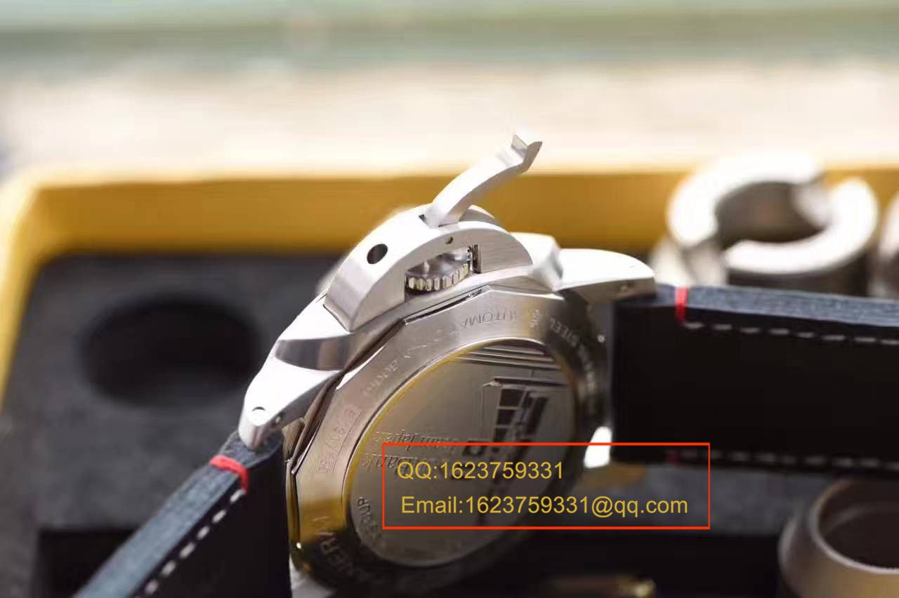 沛纳海美洲杯帆船赛Softbank team Japan特别版,限量款中的限量款-SF厂PAM00732隆重发布