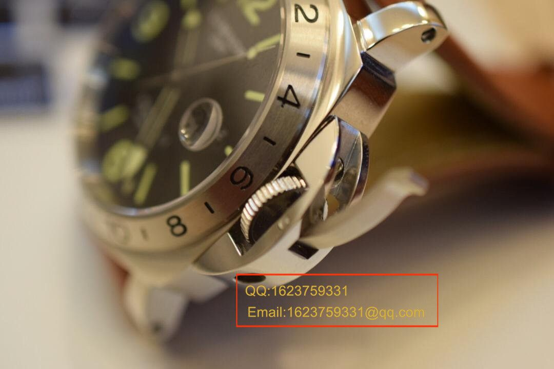 【实拍图鉴赏】ZF厂一比一精仿手表之沛纳海PAM00029男表 / PAM00029
