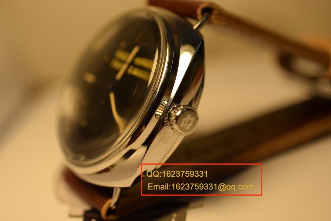 【实拍图鉴赏】ZF厂一比一精仿手表之沛纳海限量珍藏款系列PAM00449男表 / PAM00449