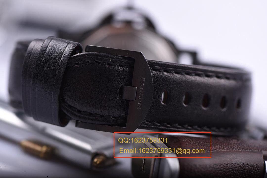 【视频评测H厂超A1:1复刻手表】沛纳海限量珍藏款系列PAM 00026腕表《左撇子》 / HPAMAI00026