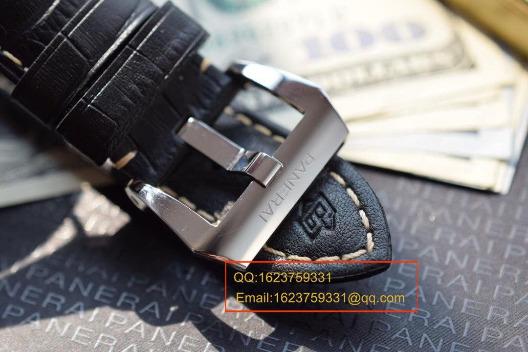 【视频评测SF厂一比一超A精仿手表】沛纳海RADIOMIR系列罗伦萨特别版PAM00604腕表 / SFPAMBC00604