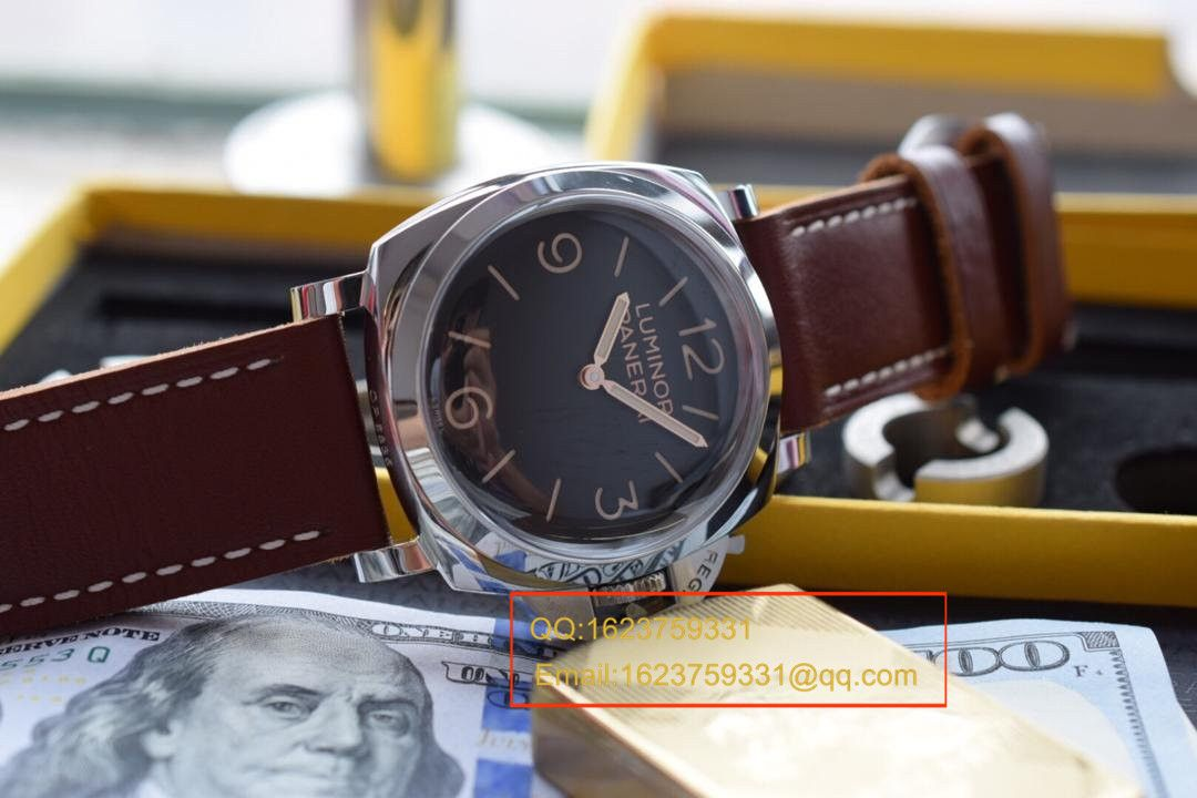 【视频评测SF厂1:1精仿手表】沛纳海LUMINOR 1950系列PAM00372腕表 / PA073