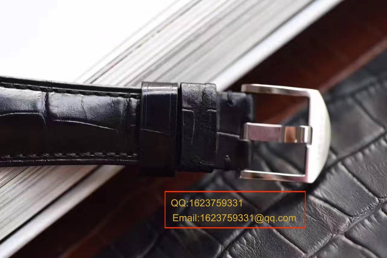 【视频评测XF厂一比一超A高仿手表】沛纳海LUMINOR 1950系列PAM00718腕表 / PAMAG00718