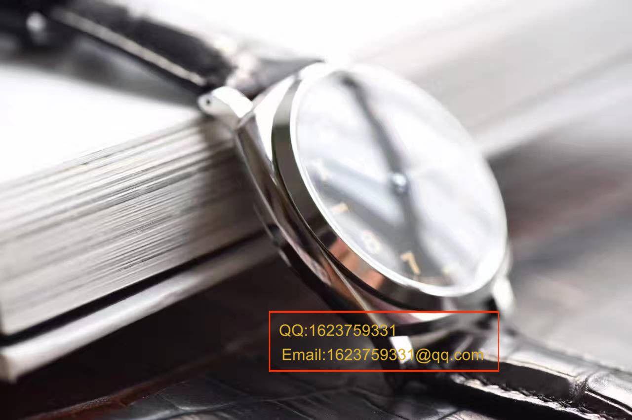 【视频评测XF厂顶级复刻手表】沛纳海LUMINOR 1950系列PAM00718腕表 / PAMAG00718