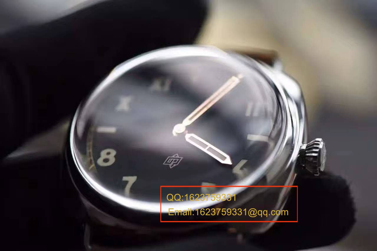 【视频评测SF厂1:1超A精仿手表】沛纳海RADIOMIR系列PAM00424腕表 / SFPABA011