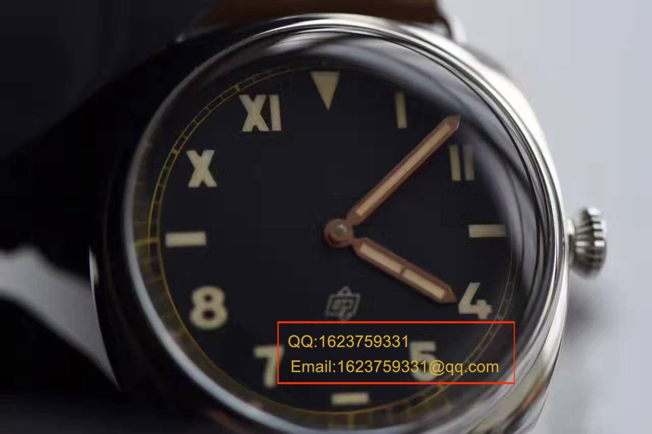 【视频评测SF厂复刻手表】沛纳海RADIOMIR系列PAM00424腕表 / SFPABA011