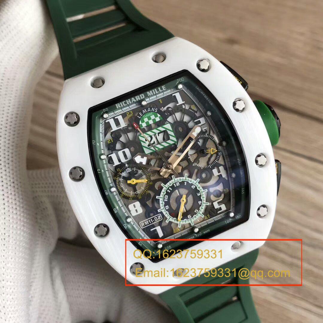 【RM一比一超A高仿手表】理查德.米勒男士系列RM 11-02 LMC腕表 / RM 11-02 LMC