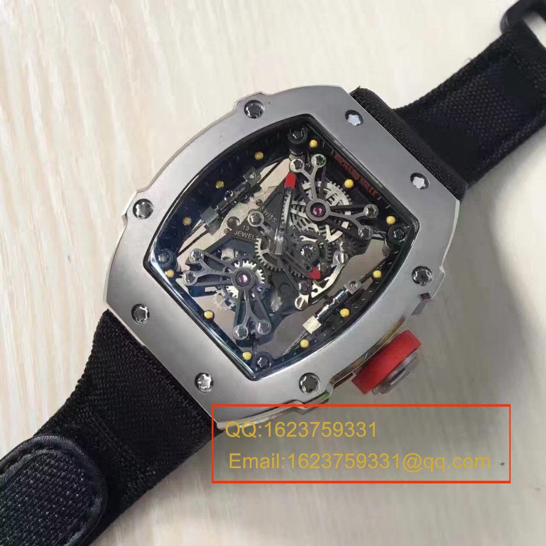 【LE顶级复刻手表】理查德.米勒RICHARD MILLE男士系列RM 27-01腕表 / RM 27-01