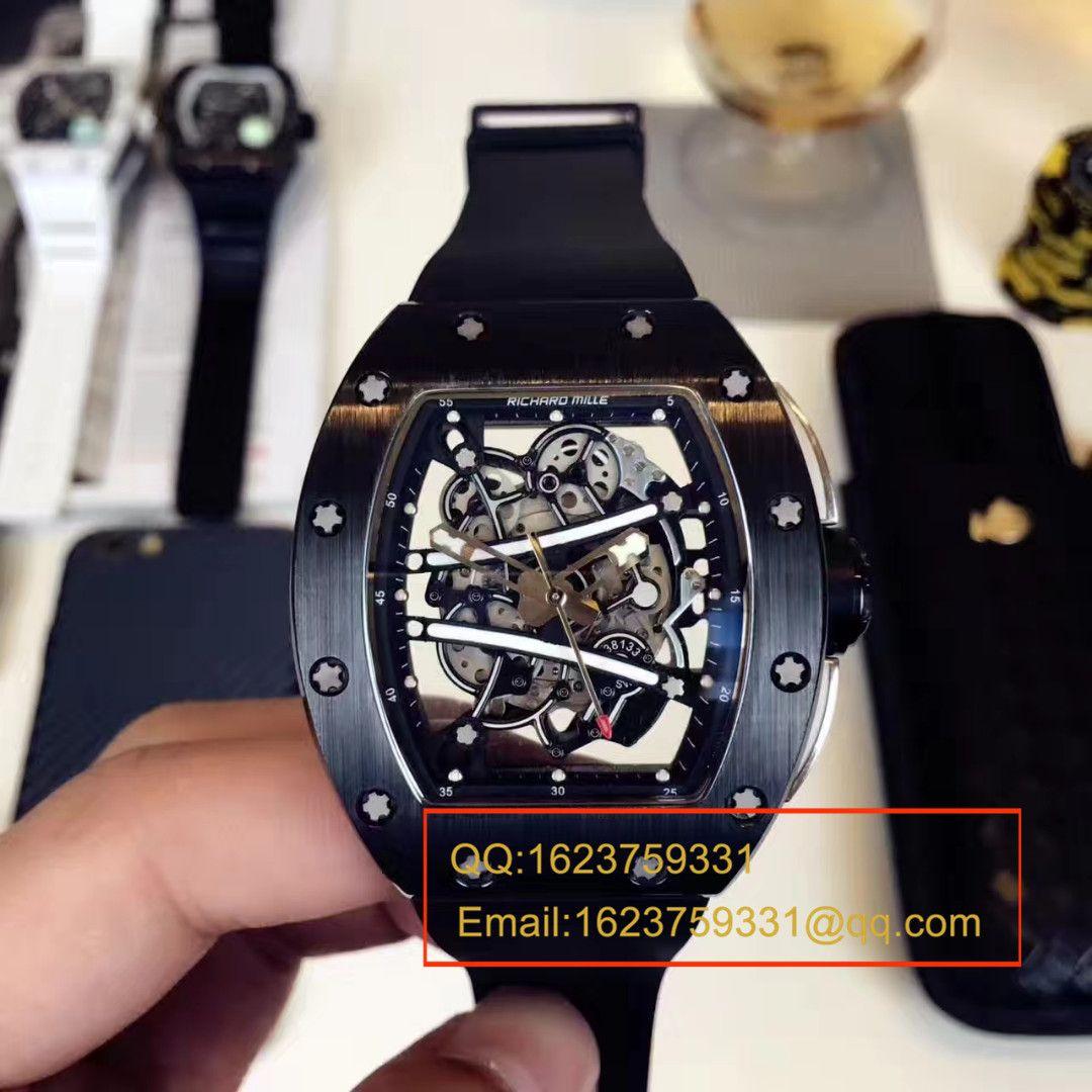 【KV一比一超A高仿手表】理查德.米勒男士系列RM 61-01腕表 / RM 61-1