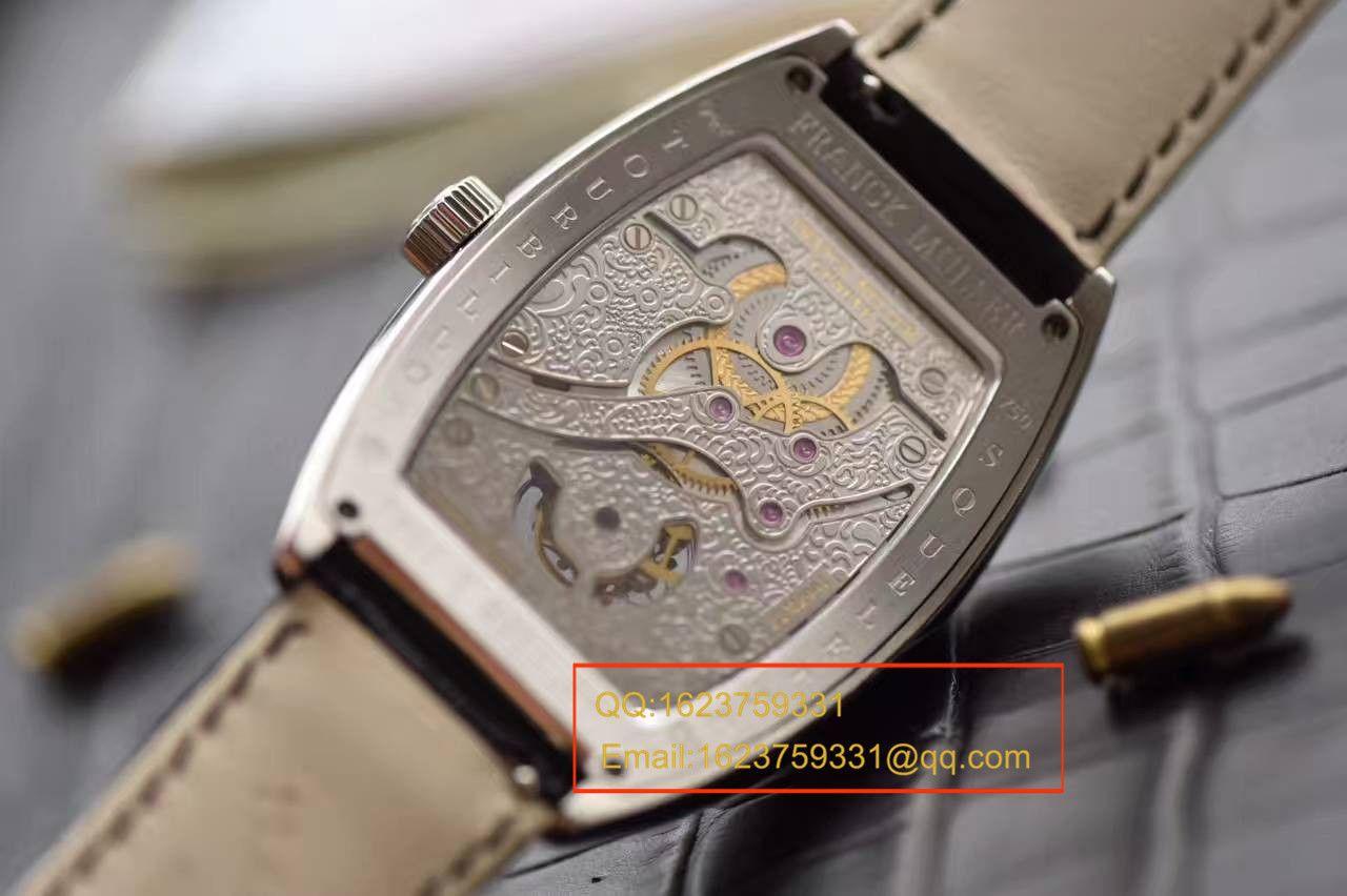 【LH厂一比一超A高仿手表】法兰克.穆勒GRAND COMPLICATIONS系列8888 T陀飞轮腕表