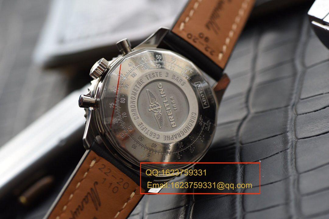 【JF厂超A1:1精仿手表】百年灵航空计时系列AB044121/BD24/443A腕表 / BLBB021