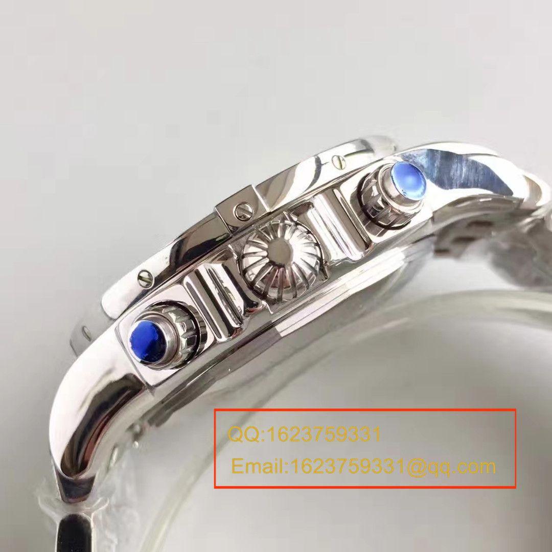 【JF厂1:1超A复刻手表】百年灵机械计时系列AB011012/G684(Barenia精钢表带)腕表 / BL004