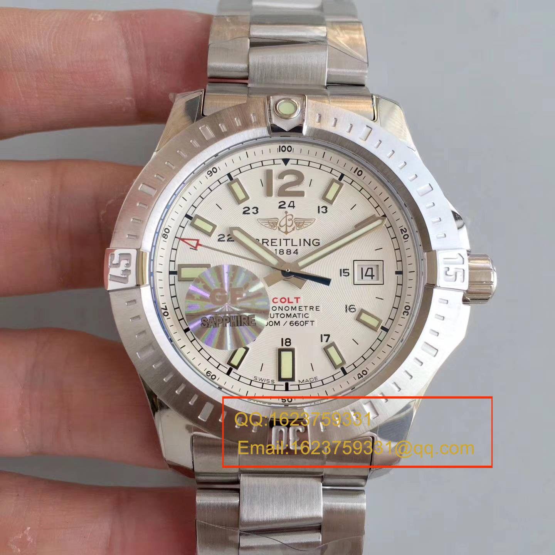 【GF一比一超A高仿手表】百年灵挑战者系列A1731311/G820/182A腕表 / BLBB024