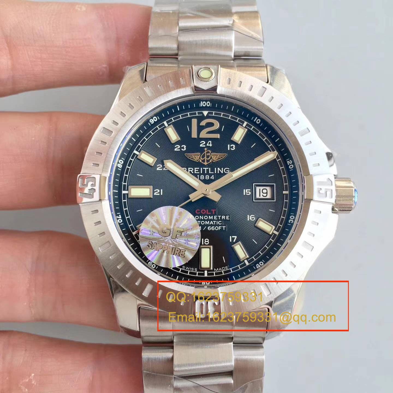 【GF一比一超A高仿手表】百年灵挑战者系列A1738811/BD44/173A腕表