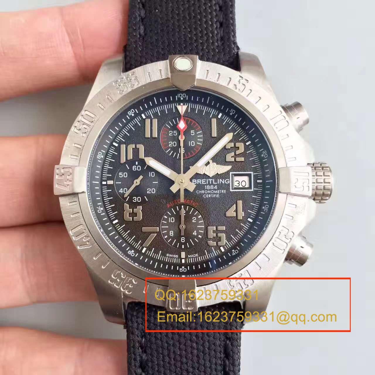 【GF一比一复刻手表】百年灵复仇者系列E1338310/M534/253S/E20DSA.2腕表