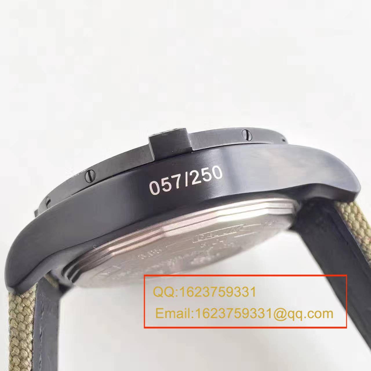 【GF1:1超A精仿手表】百年灵美军专用定制版复仇者Breitling USA military avenger II carbon fiber