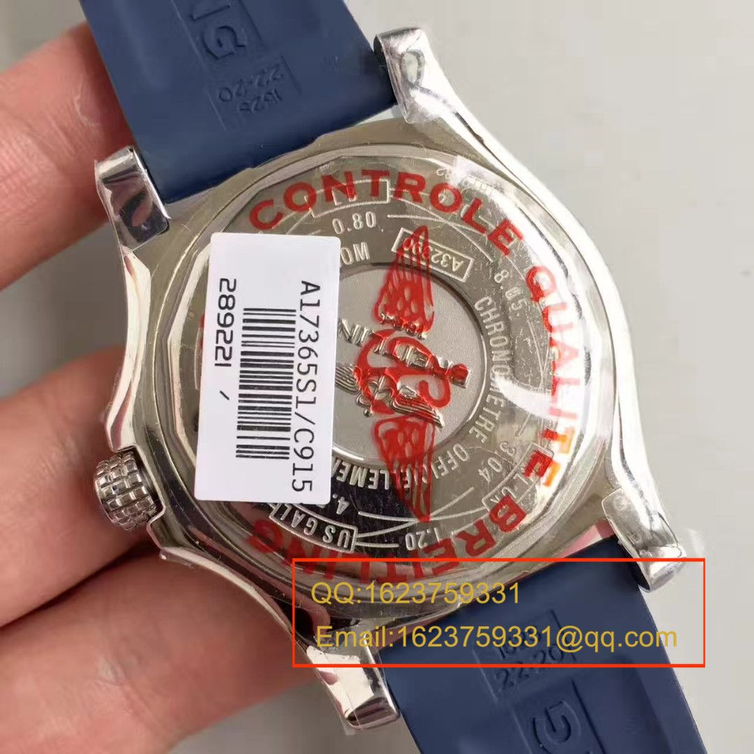 【GF厂超A精仿手表】百年灵复仇者二代世界时间系列 A3239011/C872/170A腕表 / BL007