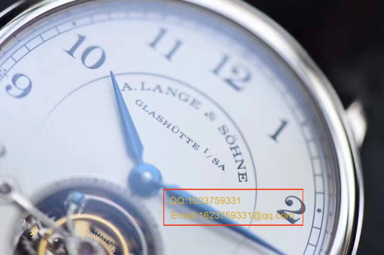 【LH一比一超A精仿手表】朗格1815系列730.025《真陀飞轮》腕表