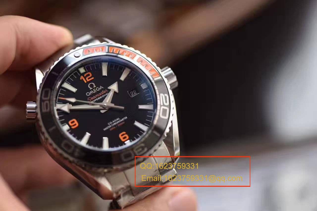 【视频解析OM厂1:1复刻手表】欧米茄海马系列215.30.44.21.01.002腕表