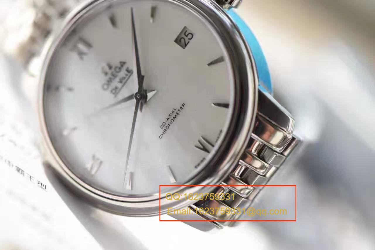 【MK厂一比一超A高仿手表】欧米茄碟飞系列424.10.33.20.05.001女士腕表