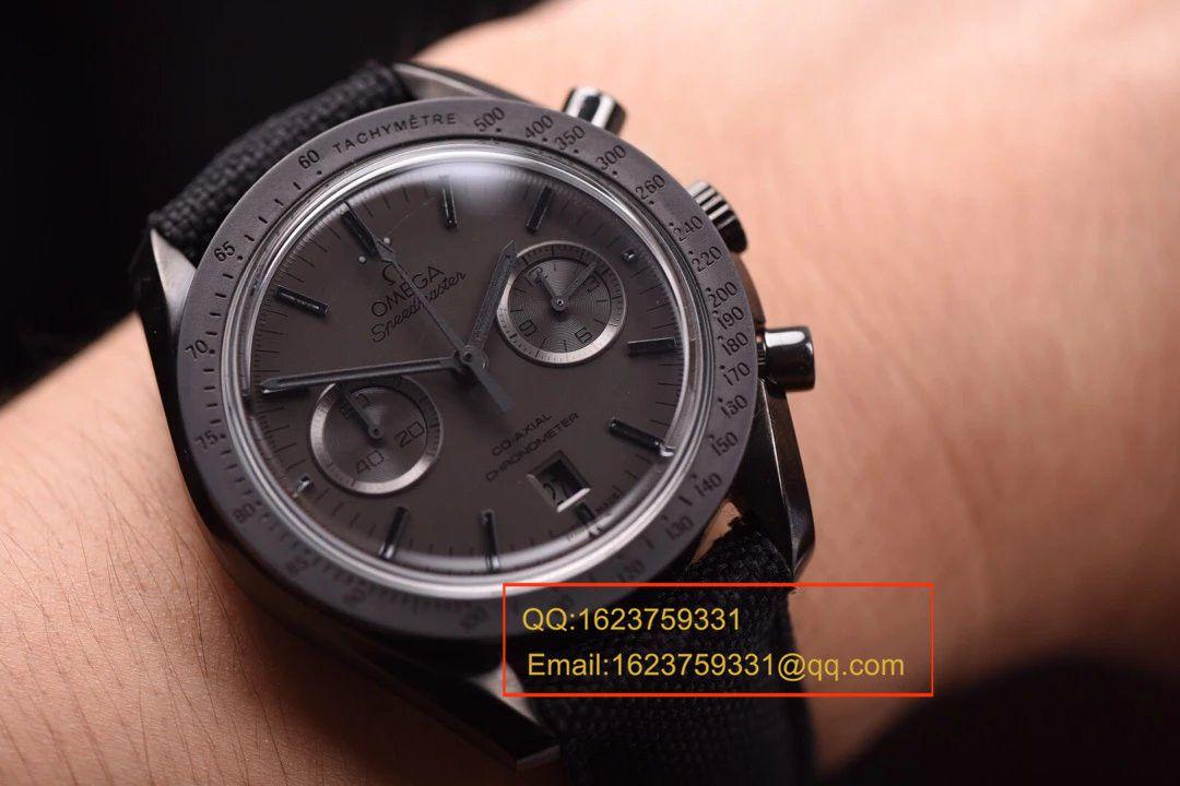【JH厂1:1复刻手表】欧米茄超霸系列 月之暗面 311.93.44.51.99.001机械腕表 / MBC105
