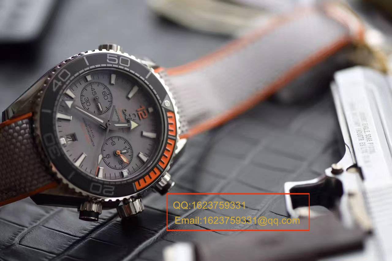 【OM厂一比一高仿手表】欧米茄海马系列宇宙海洋600米215.92.46.51.99.001腕表